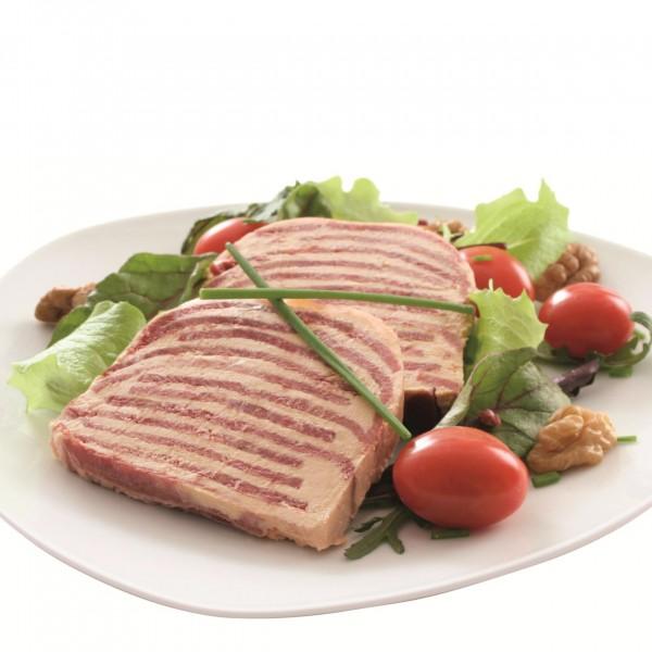 Lucullus de valenciennes defroidmont for Entree avec du foie gras froid