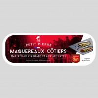 Maquereaux Côtiers 240 g