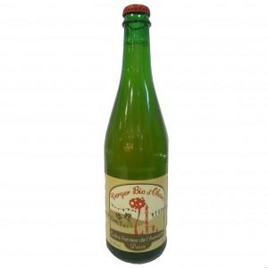Cidre Doux Bio 75 cl